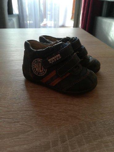 Dečija odeća i obuća - Rumenka: Cipelice za dete dosta očuvane broj 18