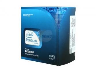 Процессор Intel Pentium E5500 - 2.80 GHz box. Двух-ядерный процессор в Бишкек