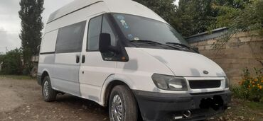 43 elan | NƏQLIYYAT: Ford Transit 2 l. 2001 | 3000000 km