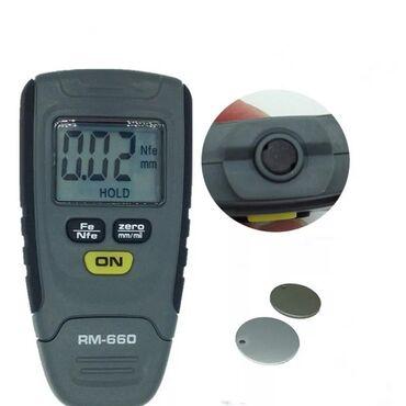 толщиномер в Кыргызстан: Толщиномер Richmeters RM-660