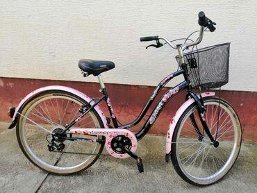 Cheri - Srbija: Ženski bicikl Explorer Cherry Blossom Materijal rama: čelik Velicina r