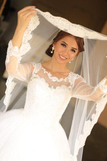 Свадебные платья на прокат со скидкой до 70%. Шикарное свадебное