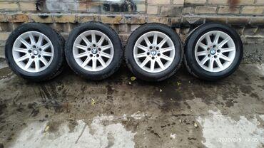bmw kaplja в Кыргызстан: BMW диски R16 размер резины 225/55/16