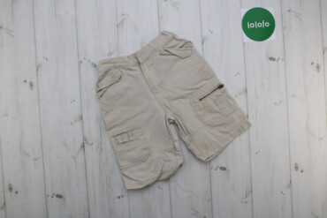 Детская одежда и обувь - Украина: Шорти дитячі Pitty 3-4 роки    Довжина: 37 см Довжина кроку: 18 см Нап
