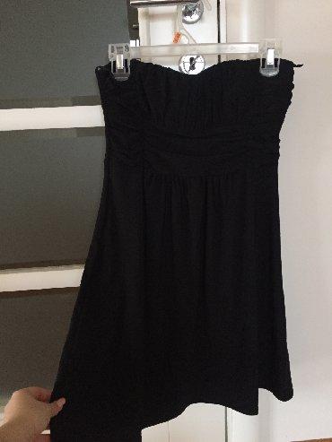 Sexy-crna-haljina - Srbija: Crna leprsava haljina