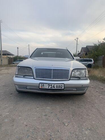 Mercedes-Benz 500 5 л. 1994 | 200000 км