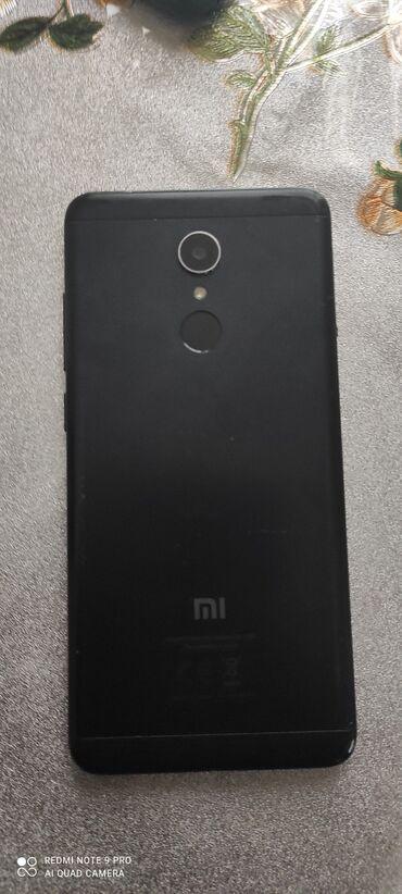 чехол для xiaomi в Азербайджан: Б/у Xiaomi Redmi 5 Черный