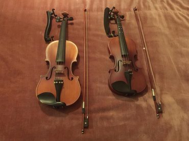 2 скрипки по100 долларов каждая в Бишкек