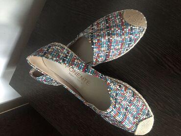 botinki 37 razmer в Кыргызстан: Продаю новые кожаные турецкие балетки!!! 37 размер. Очень красивые и у