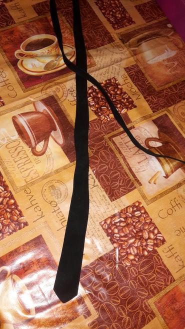 Muška odeća | Cuprija: Crna klasicna kravataa nije nosena