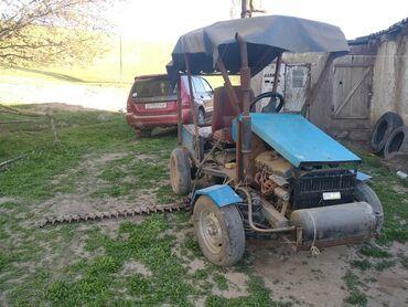 Транспорт - Казарман: Мини трактор сатылат состаяниясы жакшы иштейт баасы 60000 мин сом