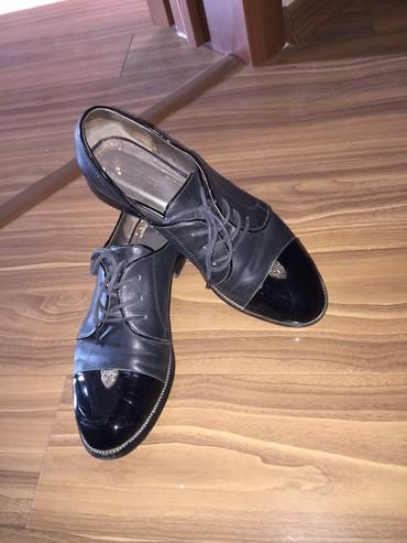 tufli zhenskij cvet в Кыргызстан: Черные туфли классика (кожа 100%) турция брала в плазесостояние хоро