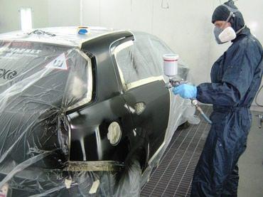 Покраска, полировка, ремонт бамперов любой сложности профессионально ! в Бишкек