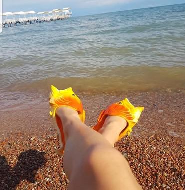 Пляжная обувь для детей