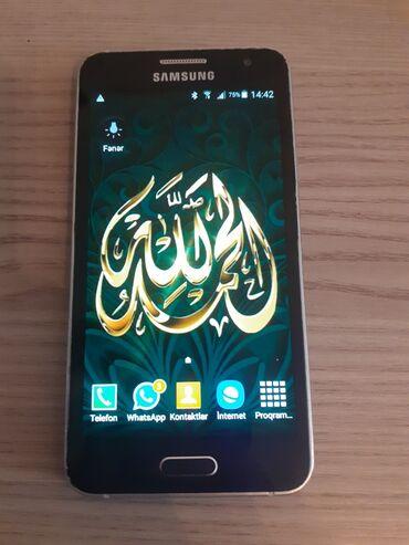 Б/у Samsung Galaxy A3 16 ГБ Черный
