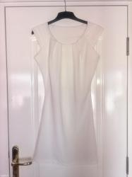 Italijanska haljina bela nova - Belgrade