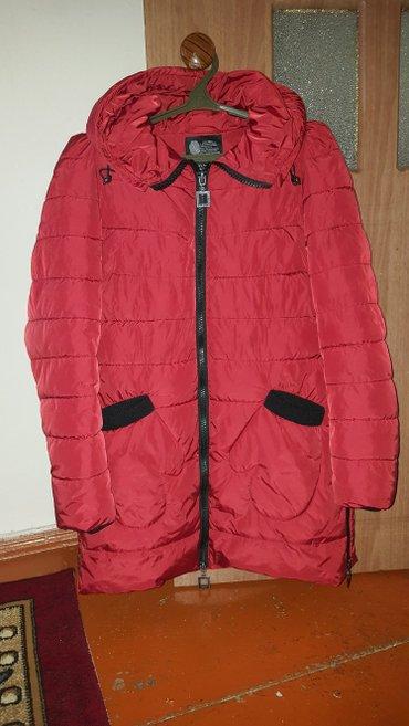 Продаю зимнюю куртку состояние в Лебединовка