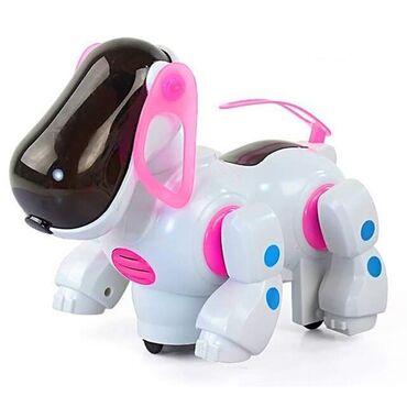 Pas - Srbija: AKCIJA 1250 din - dostupni plavi i rozeOvo je slatki mali pas robot