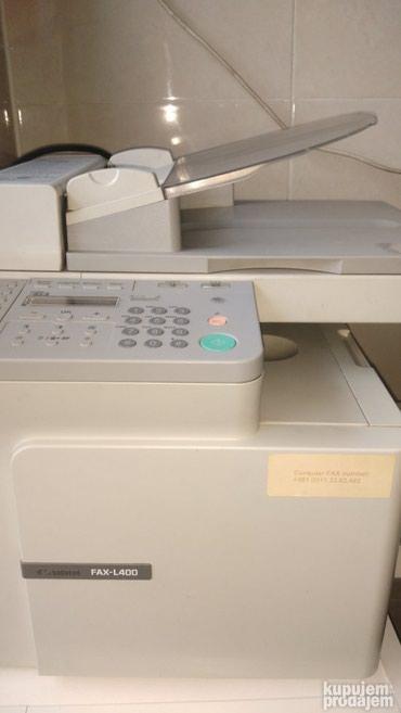 PDA i oprema | Srbija: Prodajem fotokopir, štampač, faks, ispravan (zaglavio papir ne znam da