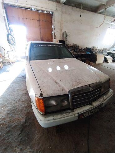 Радиорубка каракол ак тилек плюс - Кыргызстан: Mercedes-Benz W124 2.4 л. 1988 | 400000 км