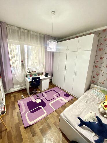 105 серия, 2 комнаты, 50 кв. м С мебелью, Раздельный санузел, Сквозная планировка
