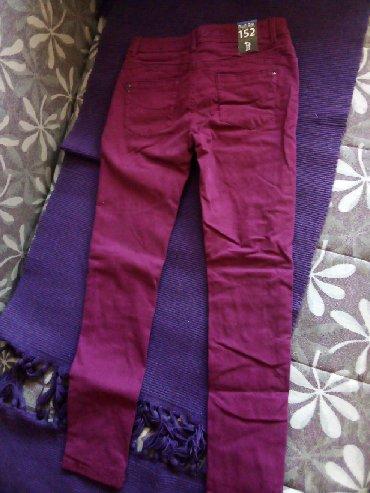 Farmerke-decje-m-szanju - Srbija: Decje termo pantalone, duzina 91,sirina 36, br 152