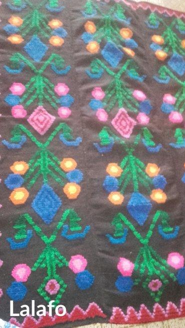 200 x 146 , rucno tkani prekrivac,star preko 60 godina - Kraljevo