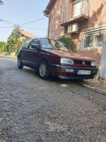 Jakne za motor - Srbija: Volkswagen Golf R 1.4 l. 1992