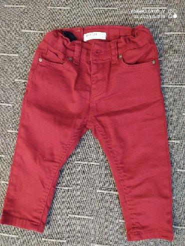 Pantalone za decake/jenom nosene