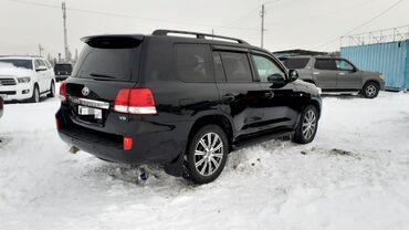 текстовые переводы в Кыргызстан: Toyota Land Cruiser 4.7 л. 2008 | 184500 км