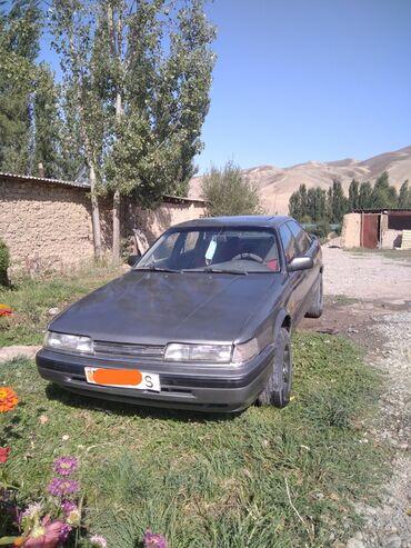 Mazda - Кыргызстан: Mazda 626 2 л. 1989   380000 км
