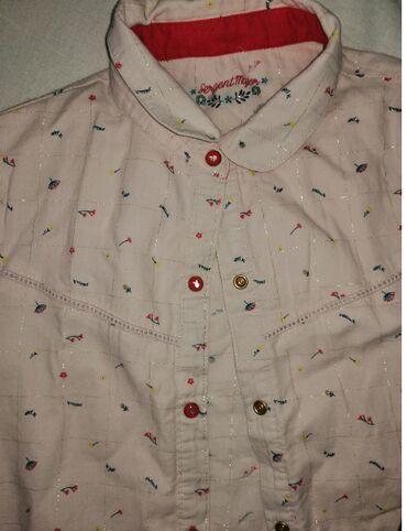 Dve košulje dečije, za devojčice. U odličnom stanju. Obe za 1500 din