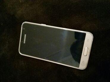 Samsung - Bakı: Samsung Galaxy J3 2016 | 8 GB | qızılı | İşlənmiş | Sensor, İki sim kartlı