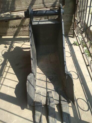 Транспорт - Кызыл-Суу: Куплю уский ковша на экскаватор хундай140