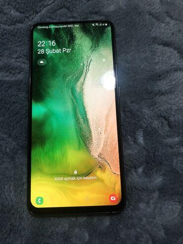 Samsung 7000 - Азербайджан: Б/у Samsung A80 128 ГБ Черный