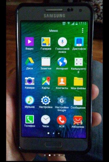 Samsung Galaxy Alpha 32 GB boz