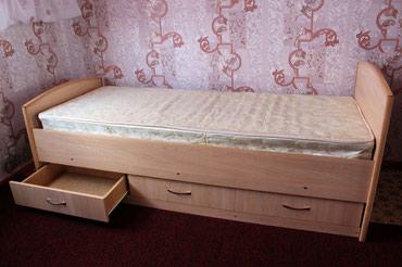 Продаются 2 одноместные кровати, с в Каракол