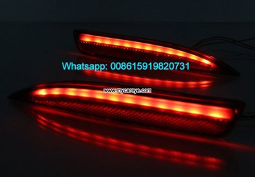 VW Scirocco R GTS Rline LED running Bumper Brake Lights  Model in Malangawa - photo 4