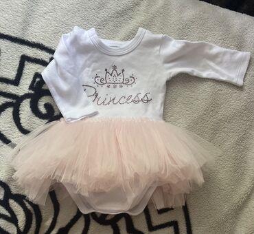 Продаю шикарное боди для принцессы) одевали один раз для фото. Подойдё