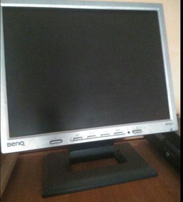 Продаю монитор BENQ FP72E. б.у рабочий или нет точно незнаю