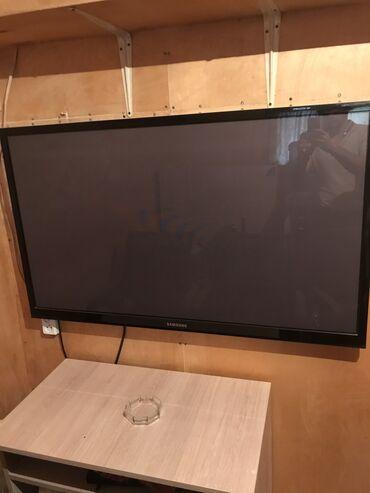 televizorlar - Azərbaycan: 129 ekrandir1400 manata alinib pul ehtiyacindan satilir . Plazmadir