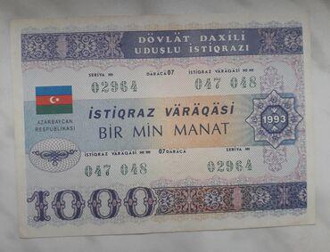50 manatliq telefonlar - Azərbaycan: 1000 manatlıq istiqraz