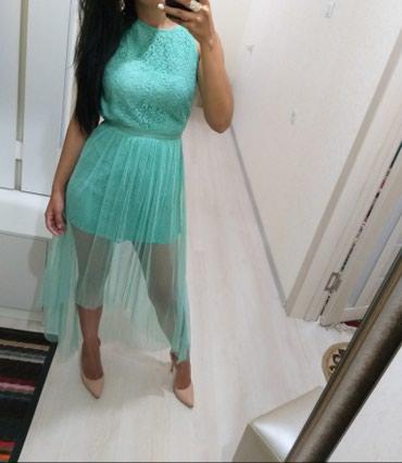 Продаю нежное фирменное платье, в Бишкек