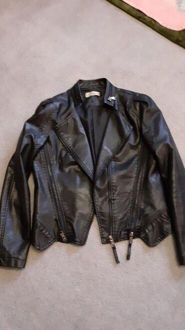 Продаю кожаную куртку, б/у, нужна небольшая реставрация, скидка будет