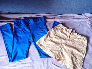 Lanene pantalone - Srbija: Pantalone i suknjaSav novac od prodaje bice uplaćen na racun za
