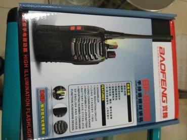 Рации. новые. аксессуары. батарейки наушники. ремонт. в Бишкек
