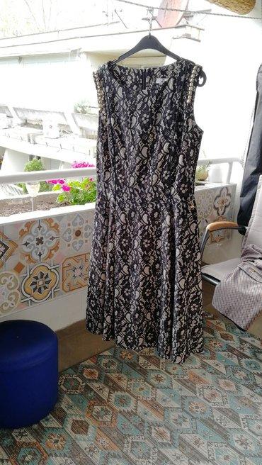 Haljina gratis - Srbija: Haljina + GRATIS torbica nova. Elegantna cipkana haljina, sa dzepovima