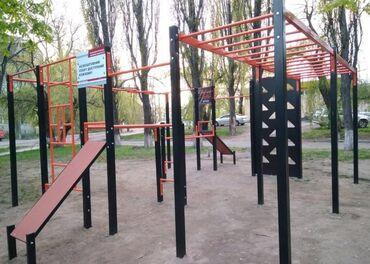 спортивная стенка в Кыргызстан: Воркаут площадки ! Качество завода. Спортивные площадки. Турники