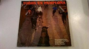 Toros en pamplona – vinyl, lp χώρα: espana (madrid)κυκλοφορία