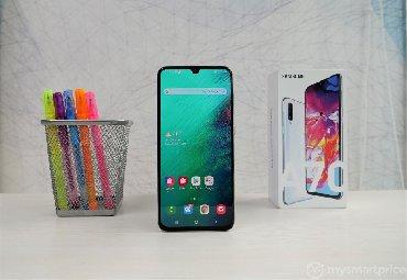 Samsung в Сумгайыт: Новый Samsung A70 128 ГБ Черный